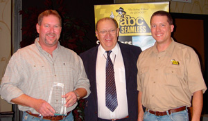 Contractor Awards, Franchise of the year