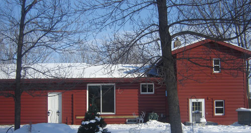 Seamless Steel Siding Gutters Windows Roofing Sunrooms