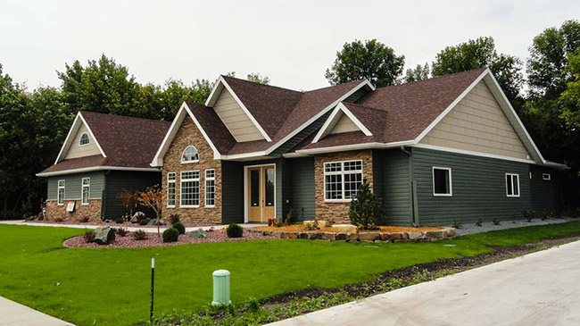 House Siding Cheyenne Wy Replacement Windows Gutters